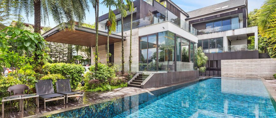 Good Class Bungalow in Singapore